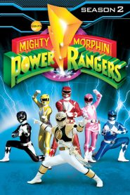 Power Rangers: Season 2