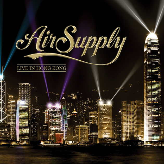 [Ca Nhạc] Air Supply Live in Hong Kong