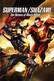 Superman Shazam: Sự Trở Lại Của Black - Superman/shazam!: The Return Of Black Adam (2010)