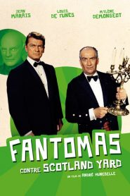 Fantomas vs. Scotland Yard - Fantomas vs. Scotland Yard (1967)