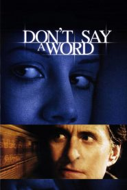 Don't Say a Word - Don't Say a Word (2001)