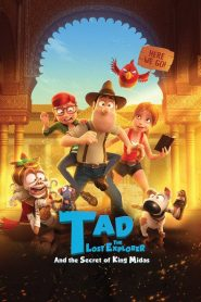 Tad the Lost Explorer and the Secret of King Midas - Tad the Lost Explorer and the Secret of King Midas (2017)