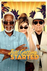 Just Getting Started - Just Getting Started (2017)