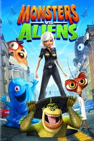 Monsters vs Aliens - Monsters vs Aliens (2009)