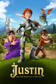 Justin & Hiệp Sĩ Quả Cảm - Justin And The Knights Of Valour (2013)