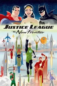 Justice League: The New Frontier - Justice League: The New Frontier (2008)