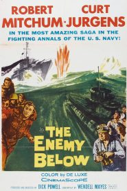 The Enemy Below - The Enemy Below (1957)