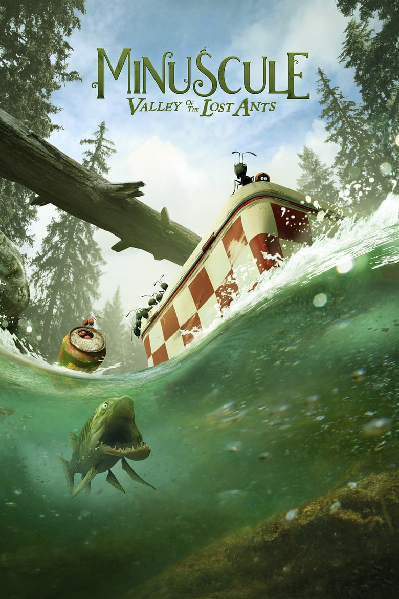 Minuscule: Valley of the Lost Ants - Minuscule: Valley of the Lost Ants (2013)