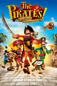 Cướp Biển Đáng Yêu - The Pirates! In An Adventure With Scientists! (2012)