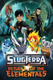 Slugterra: Return Of The Elementals - Slugterra: Return Of The Elementals (2014)
