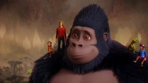 Kong: King of the Apes 2×1