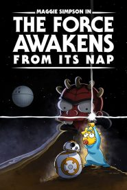 Maggie Simpson Trong The Force Awakens From Its Nap - Maggie Simpson In The Force Awakens From Its Nap (2021)