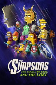 The Simpsons: The Good, The Bart, And The Loki - The Simpsons: The Good, The Bart, And The Loki (2021)